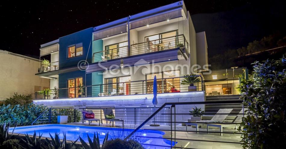 Incredible new villa, Makarska Riviera